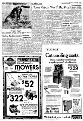 Northwest Arkansas Times from Fayetteville, Arkansas on July 3, 1974 · Page 11