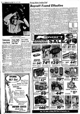 Northwest Arkansas Times from Fayetteville, Arkansas on July 17, 1974 · Page 28
