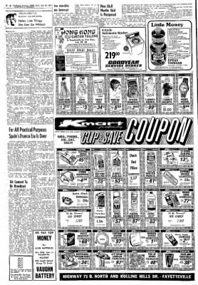 Northwest Arkansas Times from Fayetteville, Arkansas on July 24, 1974 · Page 20