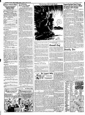 Northwest Arkansas Times from Fayetteville, Arkansas on January 24, 1952 · Page 4