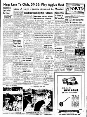 Northwest Arkansas Times from Fayetteville, Arkansas on February 11, 1952 · Page 7