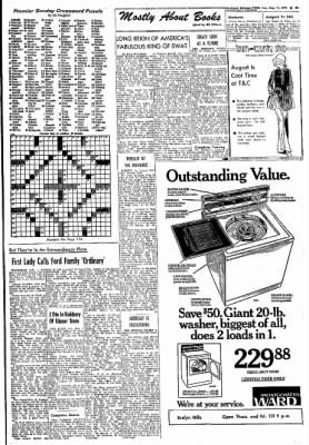 Northwest Arkansas Times from Fayetteville, Arkansas on August 11, 1974 · Page 9