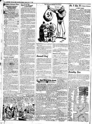 Northwest Arkansas Times from Fayetteville, Arkansas on March 11, 1952 · Page 4