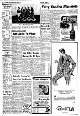 Northwest Arkansas Times from Fayetteville, Arkansas on August 16, 1974 · Page 10