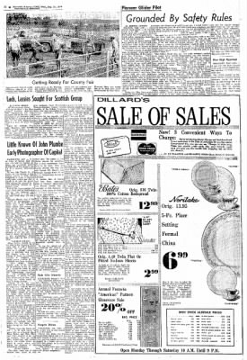 Northwest Arkansas Times from Fayetteville, Arkansas on August 21, 1974 · Page 21