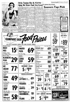 Northwest Arkansas Times from Fayetteville, Arkansas on August 21, 1974 · Page 28