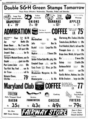 Northwest Arkansas Times from Fayetteville, Arkansas on April 15, 1952 · Page 6