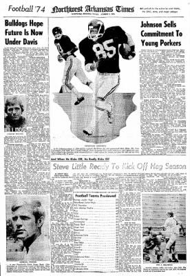 Northwest Arkansas Times from Fayetteville, Arkansas on September 3, 1974 · Page 13