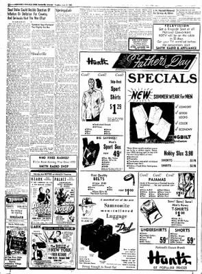 Northwest Arkansas Times from Fayetteville, Arkansas on June 3, 1952 · Page 12
