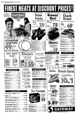 Northwest Arkansas Times from Fayetteville, Arkansas on September 22, 1974 · Page 19
