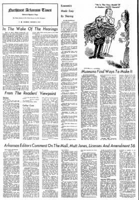Northwest Arkansas Times from Fayetteville, Arkansas on October 5, 1974 · Page 4