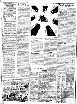 Northwest Arkansas Times from Fayetteville, Arkansas on July 31, 1952 · Page 4