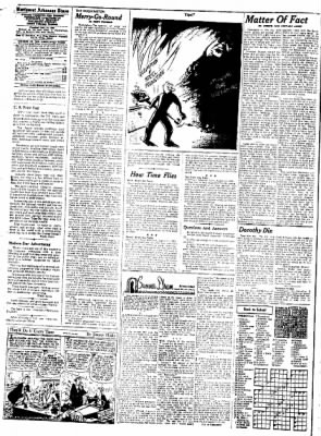 Northwest Arkansas Times from Fayetteville, Arkansas on August 11, 1952 · Page 4