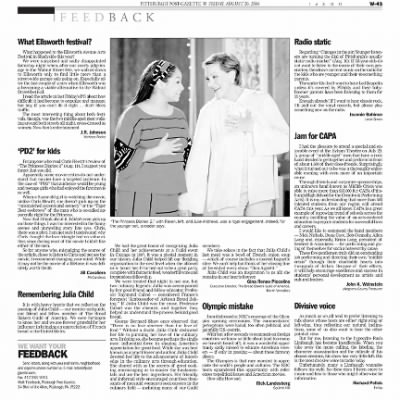 Pittsburgh Post-Gazette from Pittsburgh, Pennsylvania on August 20, 2004 · Page 101