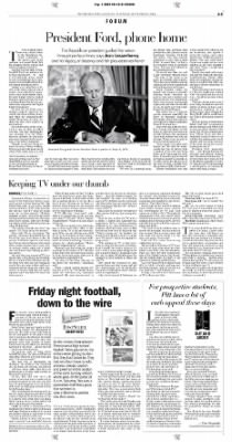 Pittsburgh Post-Gazette from Pittsburgh, Pennsylvania on September 5, 2004 · Page 99