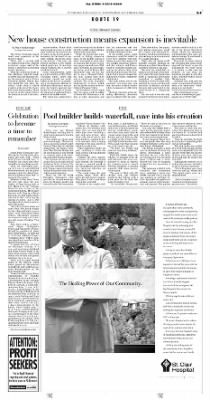 Pittsburgh Post-Gazette from Pittsburgh, Pennsylvania on September 8, 2004 · Page 88