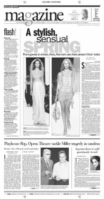 Pittsburgh Post-Gazette from Pittsburgh, Pennsylvania on September 15, 2004 · Page 57