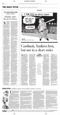 Pittsburgh Post-Gazette from Pittsburgh, Pennsylvania on September 22, 2004 · Page 30