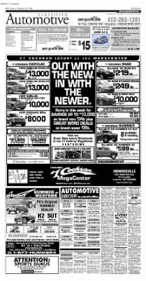 Pittsburgh Post-Gazette from Pittsburgh, Pennsylvania on September 26, 2004 · Page 74