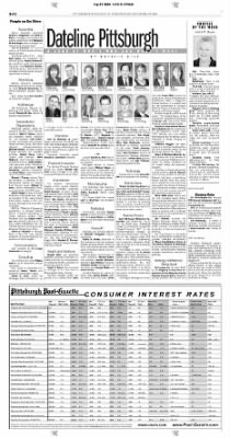 Pittsburgh Post-Gazette from Pittsburgh, Pennsylvania on September 29, 2004 · Page 32