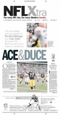 Pittsburgh Post-Gazette from Pittsburgh, Pennsylvania on October 11, 2004 · Page 29