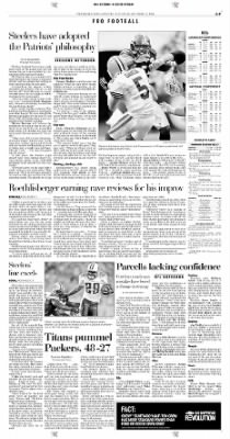 Pittsburgh Post-Gazette from Pittsburgh, Pennsylvania on October 12, 2004 · Page 33