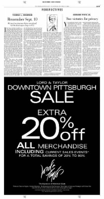 Pittsburgh Post-Gazette from Pittsburgh, Pennsylvania on October 15, 2004 · Page 17