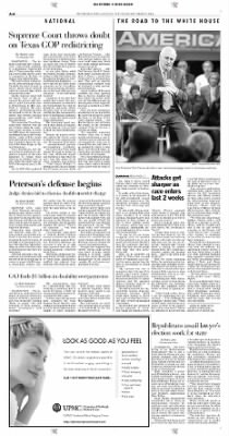 Pittsburgh Post-Gazette from Pittsburgh, Pennsylvania on October 19, 2004 · Page 6