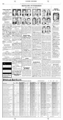 Pittsburgh Post-Gazette from Pittsburgh, Pennsylvania on October 20, 2004 · Page 30