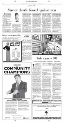 Pittsburgh Post-Gazette from Pittsburgh, Pennsylvania on October 25, 2004 · Page 20
