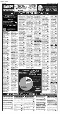 Pittsburgh Post-Gazette from Pittsburgh, Pennsylvania on November 14, 2004 · Page 129