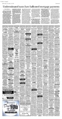 Pittsburgh Post-Gazette from Pittsburgh, Pennsylvania on November 21, 2004 · Page 139