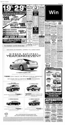 Pittsburgh Post-Gazette from Pittsburgh, Pennsylvania on November 25, 2004 · Page 80