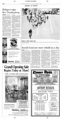 Pittsburgh Post-Gazette from Pittsburgh, Pennsylvania on November 26, 2004 · Page 40