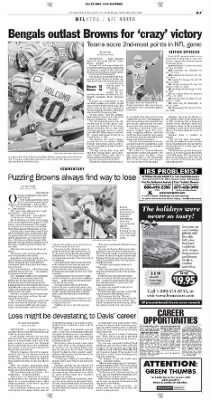 Pittsburgh Post-Gazette from Pittsburgh, Pennsylvania on November 29, 2004 · Page 37