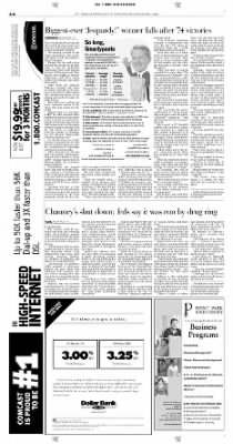 Pittsburgh Post-Gazette from Pittsburgh, Pennsylvania on December 1, 2004 · Page 8