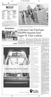 Pittsburgh Post-Gazette from Pittsburgh, Pennsylvania on December 1, 2004 · Page 118