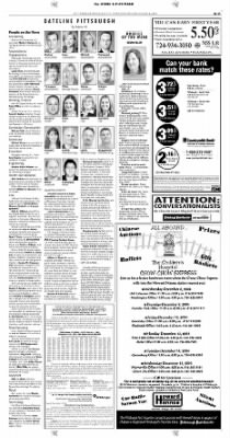Pittsburgh Post-Gazette from Pittsburgh, Pennsylvania on December 8, 2004 · Page 31