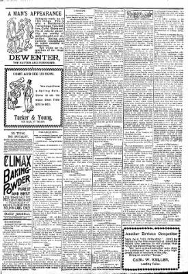 Logansport Pharos-Tribune from Logansport, Indiana on May 5, 1894 · Page 5